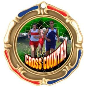 SPINNING RWB Series Gold   Silver or Bronze Female Cross Country