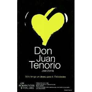 Don Juan Tenorio. (Col.los Romanticos mas Populares