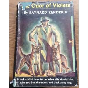 of Violets (also Published under the Title Eyes in the Night): Books