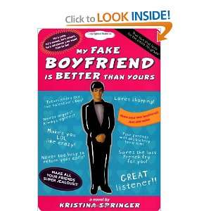 Start reading My Fake Boyfriend is Better Than Yours on your Kindle