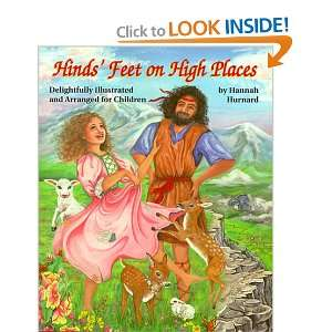 Hinds Feet on High Places: Hannah Hurnard, JoAnn Edington