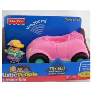 Fisher Price Little People Convertible Toys & Games