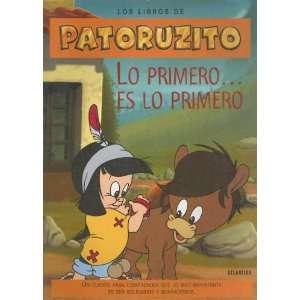 Los Libros de Patoruzito (Coleccion Valores) (Spanish Edition