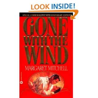 Gone with the Wind (9780446365383) Margaret Mitchell