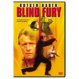 Blind Fury Rutger Hauer, Terry OQuinn, Brandon Call