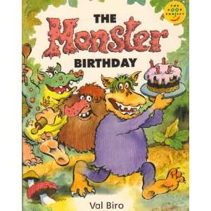 Monster Birthday (Longman Book Project S.) (9780582315631