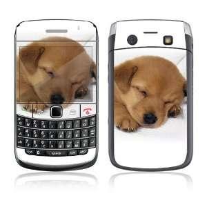 BlackBerry Bold 9700, 9780 Decal Skin   Animal Sleeping