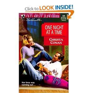 One Night At A Time (Harlequin Silhouette Intimate Moments