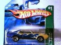 Hot Wheels 2007 TREASURE HUNT 1969 PONTIAC GTO Short Ca