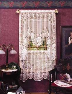 Victorian Rose Curtains by Heritage Lace  Heritage Lace Curtains