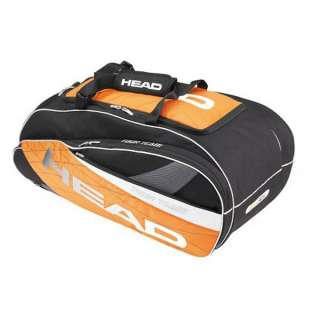 Head 2011 Tour Team All Court Tennis Bag   Orange/Black |