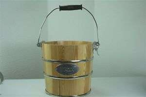Aroma Ice Cream Maker Wood Bucket 4 Qt AIC 204EM