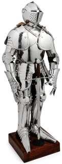 ThinkGeek :: Mini Steel Knight Armor