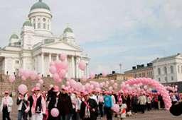 Avon në Kryqëzatën kundër Luftës së Kancerit të Gjirit