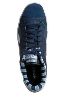 Reebok TENNIS VULC LOW   Trainers   blue   Zalando.co.uk