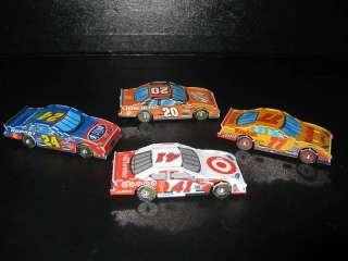 WIZ KIDS Race Day CRG NASCAR Racing Game Cars