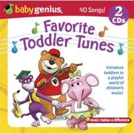 Baby Genius: All Time Favorites/Sing And Play With Me de Varios en CD