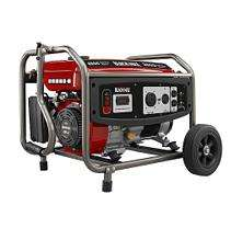 Black Max 3,650 Watt Portable Gas Generator   Sams Club