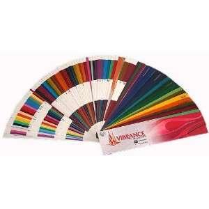 PPG Vibrance Custom Paint COLOR CHARTS/CHIPS Auto/Car