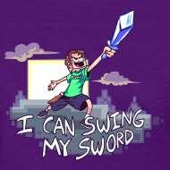 Design ~ I Can Swing My Sword (Minecraft Diamond Sword Song)