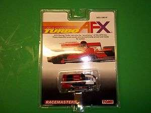 AFX Nissan 300XZ Racing Turbo HO Scale Slot Car