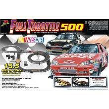Life Like Full Throttle 500 Nascar Race Car Speedway   Office Depot