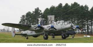 Royal Canadian Air Force Aircrafts Stock Photo 2662715 : Shutterstock
