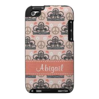 Tiara iPod Touch 4g Case Cover 4th Generation from Zazzle