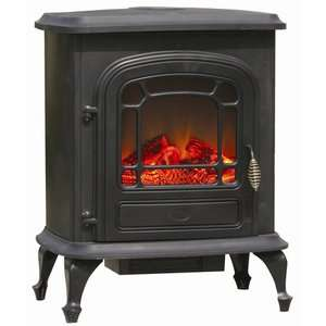 Fire Sense Stowe Electric Fireplace Stove Heating
