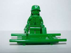 LEGO ARMY MEN TOY STORY MEDIC FREE SHIPPPING IN THE USA