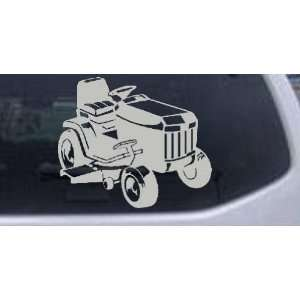 Lawn Mower Lawn Care Landscaping Business Car Window Wall Laptop Decal