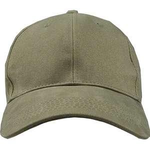 Olive Drab   Military Low Profile Adjustable Baseball Cap
