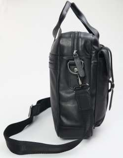 Nappa Leather 16 Laptop Bags Briefcases Business Cases