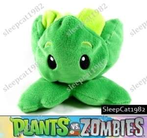 Plants Vs Zombies CABBAGE PULT Stuffed Plush Soft Toy