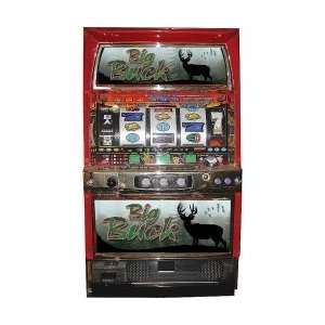 Big Buck Deer Theme Skill Stop Machine  Sports & Outdoors