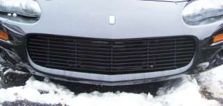 98 02 Chevy Camaro Black Billet Grill grille Bolton 01