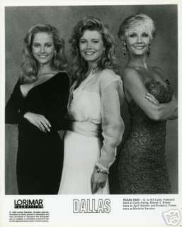 DALLAS Press Photo 8X10 Sheree J Wilson Kimberly Foster