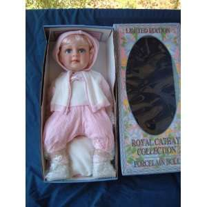 Doll Royal Cathay Collection Porcelain Doll: Toys & Games