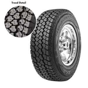 Goodyear Wrangler SilentArmor Tire P255 70R17