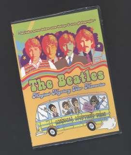 Mystery Tour Memories (DVD, 2008) Brand New. 760137477990
