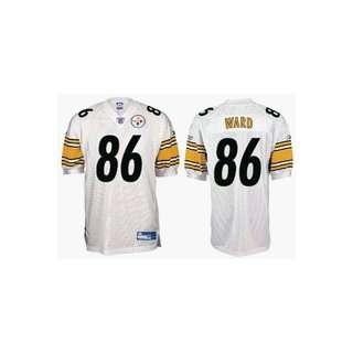 Hines Ward Pittsburgh Steelers #86 Authentic Reebok NFL Football