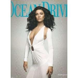 Ocean Drive March 2009 (JESSICA SZOHR) OCEAN DRIVE MAGAZINE Books
