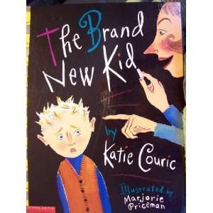 The brand new kid (9780439328975): Katie Couric: Books