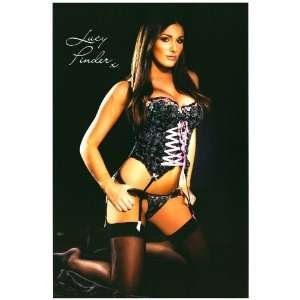 Lucy Pinder Michelle Marsh   Party / College Poster   24 X