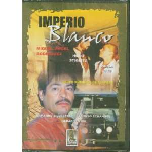 Blanco HUGO STIGLITZ, PAOLA GAER MIGUEL ANGEL RODRIGUEZ Movies & TV