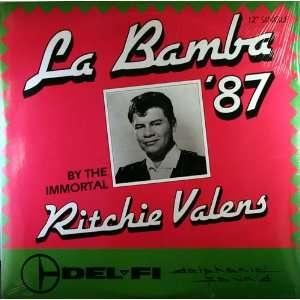 La Bamba 87   Sealed Ritchie Valens Music