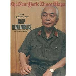 Vo Nguyen Giap, Plains buffalo, Romanias Lost Children] Various
