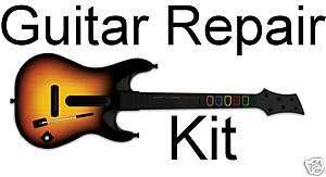 Guitar Hero Controller Repair Kit XBOX PS3 Wii