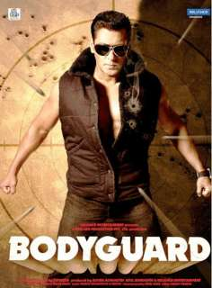 BODYGUARD   Bollywood Hindi  DVD (2011)  SALMAN KHAN, KAREENA KAPOOR