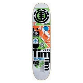 Element Skateboards Tim Tim Continuum Deck  7.75